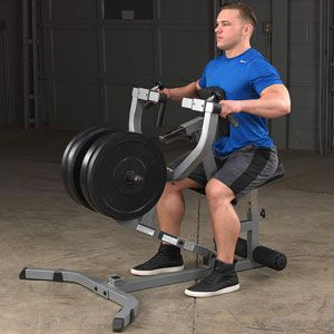Body Solid Seated Rowing Machine