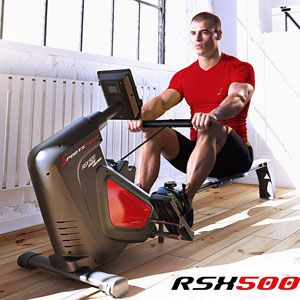Sportstech RSX500 Home Rowing Ergometer