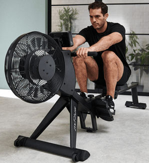 JTX Freedom Air Rowing Machine - V2