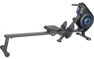 Pro Fitness Air and Magnetic Rowing Machine